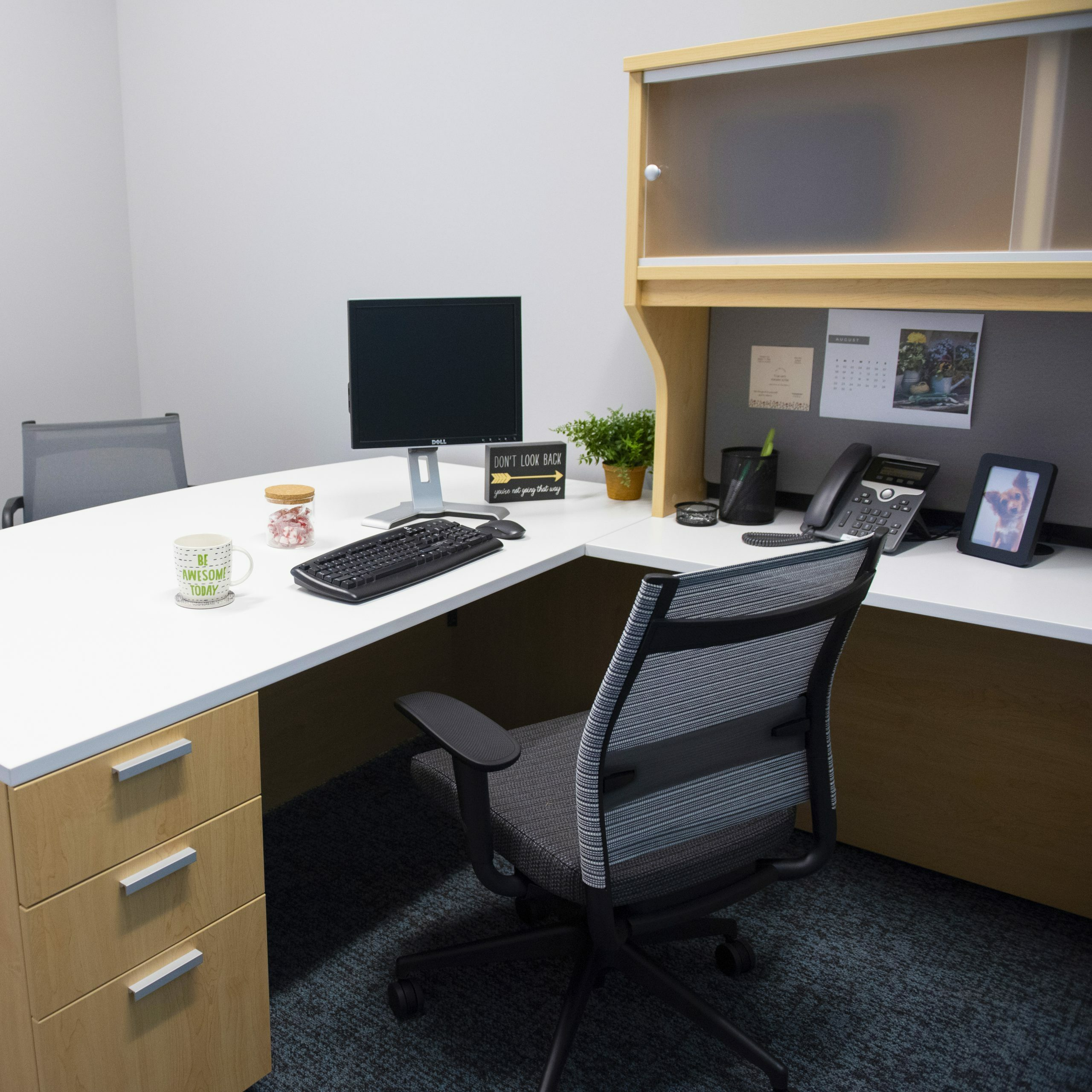 The Ignite business incubator offices August 9, 2021 on the campus of Washington & Jefferson College in Washington, Pa.